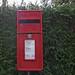 Post Box EiiR, Hawkes Mill Lane, Allesley