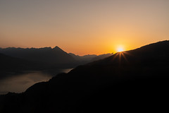 Harder Kulm Sunset (S. Torres) Tags: harder kulm interlaken suisse switzerland coucherdesoleil sunset landscape paysage lac lake montagne mountain