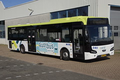 VDL Citea LLE-120/255 Connexxion 3236 met kenteken 46-BKX-9 in de bus garage van Den Helder 21-09-2019 (marcelwijers) Tags: vdl citea lle120255 connexxion 3236 met kenteken 46bkx9 de bus garage van den helder 21092019 autobus coach busse buses lijnbus linienbus streekbus öpnv nederland niederlande netherlands pays bas noord holand