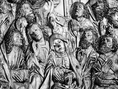 Pfingstwunder (1elf12) Tags: heilbronn kilianskirche church germany deutschland marienaltar hansseyfer pfingstwunder