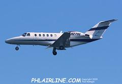 N2796 (PHLAIRLINE.COM) Tags: philadelphiainternationalairport kphl phl bizjet spotting spotter airline generalaviation planes flight airlines philly pne kpne