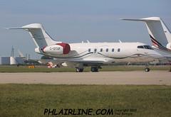 C-GTUF (PHLAIRLINE.COM) Tags: philadelphiainternationalairport kphl phl bizjet spotting spotter airline generalaviation planes flight airlines philly pne kpne