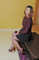 675 (Lily Blinz) Tags: crossdressed crossdresser crossdress crossdressing crossgender tgirl transvestite travesti trans trav transgender transgenre tranny tv tg tranvestite lily lilyblinz blinz