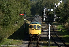 33035 at Ramsbottom (jon33040) Tags: class33 eastlancsrailway 33035