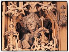 Hl. Margareta (1elf12) Tags: heilbronn kilianskirche church germany deutschland marienaltar hansseyfer