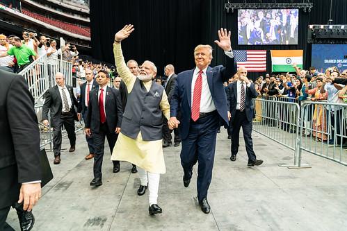 Trump and Modi!