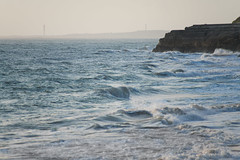 Saint-Palais-sur-Mer, Charente-Maritime, France (o.mabelly) Tags: sony a7rii carl zeiss contax yashica ilce7rm2 novoflex cy france alpha contaxyashica a7rm2 a7 ilce europe f4 teletessar tele tessar 300mm mer sea format plein ff frame full 7rm2 charentemaritime saintpalaissurmer gironde estuaire vagues waves côte coast