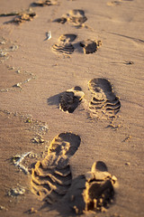 """footprints in the sand..hopping mad at Sands of Forvie Nature Reserve Beach near Newburgh, Aberdeenshire, Scotland (grumpybaldprof) Tags: """"canon80d"""" """"tamron 35mmf18 divcusd"""" """"fineart"""" ethereal striking artistic interpretation impressionist stylistic style contrast shadow bright dark black white illuminated footprints boot prints foot barefoot """"newburghbeach"""" """"sandsofforvie"""" aberdeenshire scotland newburgh """"sandsofforvienaturereserve"""" beach sand sea """"northsea"""" """"ythanriver"""" sky clouds perspective north estuary colour sun patterns texture landscape seascape aberdeen"""