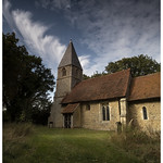 St. Mary's Church Chickney, Essex