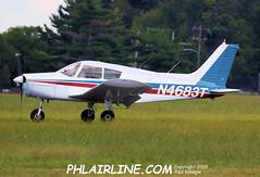 N4683T (PHLAIRLINE.COM) Tags: flight airline planes phl spotting bizjet generalaviation spotter philadelphiainternationalairport kphl philly airlines pne kpne