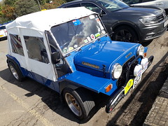 Moke (mitchell_dawn) Tags: mini moke californian classiccar