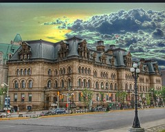 Ottawa Ontario ~ Canada ~ Langevin Block ~ Heritage Building (Onasill ~ Bill Badzo - 67 M) Tags: ottaw on ontario canada capitol city langevin block historical historic building heritage onasill goverment house canon sl1 rebel lens sigma macro 18250mm ottawa county architecture romanesque mansard victorian high empire