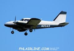 N23AS (PHLAIRLINE.COM) Tags: philadelphiainternationalairport kphl phl bizjet spotting spotter airline generalaviation planes flight airlines philly pne kpne