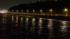 20190921_204809 (Reina y Diosa (chio)) Tags: reflejodeagua reflejo agua carretera via mar noche nocturno luces