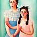 Mother and Daughter (1939) - Sarah Affonso (1899 - 1983)