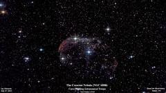CrescentNebula_20190727_HomCavObservatory_ReSizedDown2HD (homcavobservatory) Tags: homcav observatory emission nebula wolfrayet star ngc 6888 8inch f7 criterion newtonian reflector canon 700d t5i dslr losmandy g11 mount gemini 2 control system 80mm celestron shorttube orion ed80t cf f6 apochromatic refractor zwo asi290mc camera autoguider phd2 astronomy astrophotography