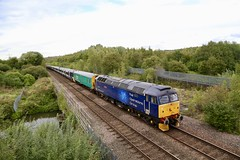 47813/5 333009 Beighton River Rother 23 Sep 19 (doughnut14) Tags: 47813 47815 beighton 5q57 rail freight cum diesel loco 333009 oldroad midland jackfrost oldboys rog rother arlington