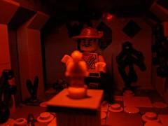 Johnny Thunder and the Forbidden Idol (Yodamann) Tags: lego mini johnny thunder