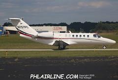N757PC (PHLAIRLINE.COM) Tags: philadelphiainternationalairport kphl phl bizjet spotting spotter airline generalaviation planes flight airlines philly pne kpne