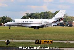 N516QS (PHLAIRLINE.COM) Tags: philadelphiainternationalairport kphl phl bizjet spotting spotter airline generalaviation planes flight airlines philly pne kpne