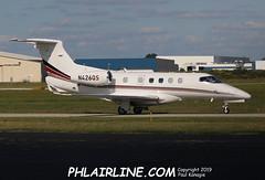 N426QS (PHLAIRLINE.COM) Tags: philadelphiainternationalairport kphl phl bizjet spotting spotter airline generalaviation planes flight airlines philly pne kpne