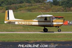 N4268U (PHLAIRLINE.COM) Tags: philadelphiainternationalairport kphl phl bizjet spotting spotter airline generalaviation planes flight airlines philly pne kpne