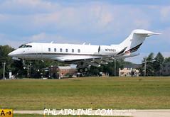 N705QS (PHLAIRLINE.COM) Tags: philadelphiainternationalairport kphl phl bizjet spotting spotter airline generalaviation planes flight airlines philly pne kpne