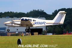 N556PC (PHLAIRLINE.COM) Tags: philadelphiainternationalairport kphl phl bizjet spotting spotter airline generalaviation planes flight airlines philly pne kpne