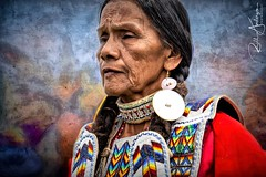 First Nations Elder (Bill Anderson :-)) Tags: squamishnation youth powwow capilanoreserve northvancouver topazstudio textures