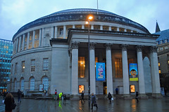 Photo of Manchester Central Library