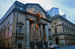 Photo of Theatre Royale. Manchester, England.