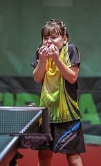 Ну, чуть-чуть мимо.. (Sergey Klyucharev) Tags: настольныйтеннис пингпонг спорт tabletennis pingpong sport girl
