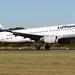 Lufthansa D-AIUW A320-214 EGCC 21.09.2019