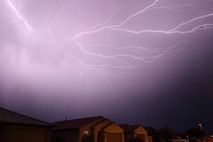 lightning 8 (scott a borack) Tags: monsoon arizona clouds sky storm lightning