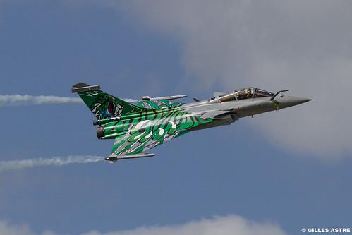 LFSX Luxeuil Air Force Base 116 27 juin 2015  Rafale Tigre 2015 113 IX