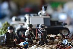 Feindliches Land (Rage_Rex) Tags: lego ww2 german tmc