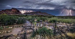 8I6A5137-Edit-2 (Greg Meyer MD(H)) Tags: arizona lightening clouds flash flood mountain sky storm things ngc lightning water salt river