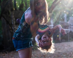 Nichoel and Sophia (dsgetch) Tags: motheranddaughter motherdaughter lovely beautiful beauty sunset scarf toddler portrait cute cutegirl ocf oregoncountryfair ocfexternalsecurity ocfextsec ocf2019 ocfteddybear ocfteddybearpicnic cascadia pnw pacificnorthwest pnwlife pnwwonderland oregon willamettevalley lanecounty