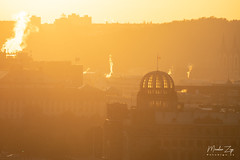 IMG_9750 (FotoZigo.cz) Tags: canon 100400l 100400 l is rp canonrp prague night morning sunrise praha czechia czech republic praguemorning charles bridge architecture orange fotozigo canonczsk cz cr capitol