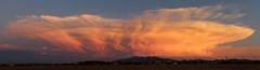 totality (BCooner) Tags: arizona monsoon storm thunderhead cumulonimbus sierraestrella clouds sunsetcolors goodyearaz