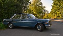 Mercedes-Benz W114 bei Riesenbeck (D.STEGEMANN) Tags: vintage retro classic oldschool oldtimer w114 w115 mercedesbenz car auto kraftfahrzeug strich8 8 mercedes benz
