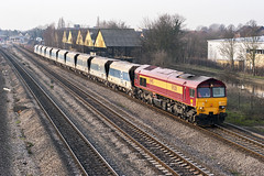 Photo of 59201 7A17 West Drayton, 24-01-2006.