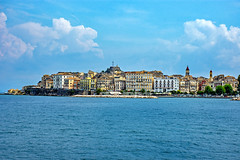 Corfu Town (RiserDog) Tags: corfutown corfu ionianislands greekislands sea greece