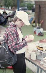 Trash and Treasure (tomows) Tags: film c41 candid family olympusom10 nikor50mmf18 fujicolour400 unicolorpowderc41kit expiredfilm epsonv550 35mm