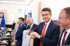Posiedzenie Rady Ministrów (Kancelaria Premiera) Tags: premier mateuszmorawiecki kancelariapremiera posiedzenierządu ministrowie posiedzenieradyministrów radaministrów kprm