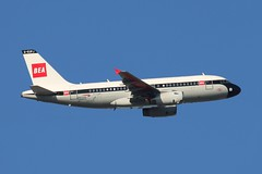 G-EUPJ - LHR (B747GAL) Tags: british airways bea retro airbus a319131 lhr heathrow egll geupj