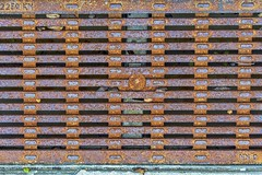 rusty texture (gianmaria.colognese) Tags: rust texture ruggine linee