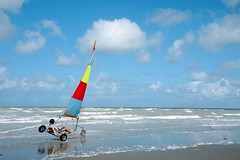 (jerome THOT59) Tags: picardie char voile maree basse vent sport plage beach