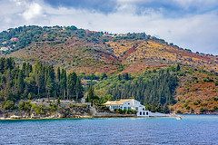 Corfu coastline (RiserDog) Tags: corfu coastline ionianislands greekisland ioniansea greece