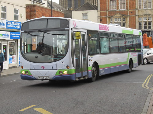 First Essex Buses 66801